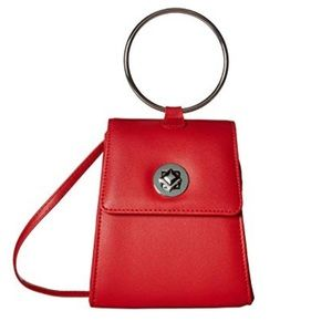 NWT Stella & Max Red Crossbody Handbag